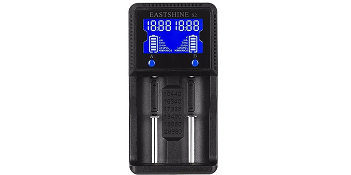 Eastshine S2 Universal Battery Charger