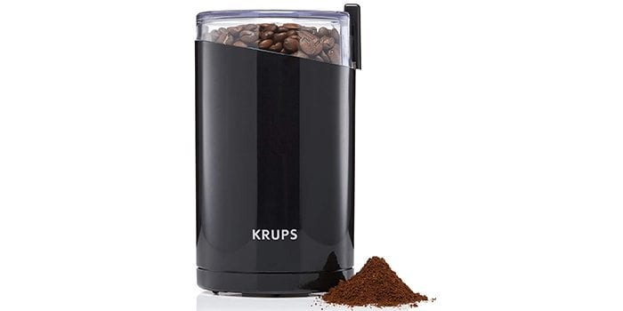 KRUPS F203 Electric Spice Coffee Grinder