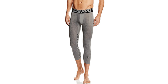 Pro Hypercool Three-Quater Tights by Nike
