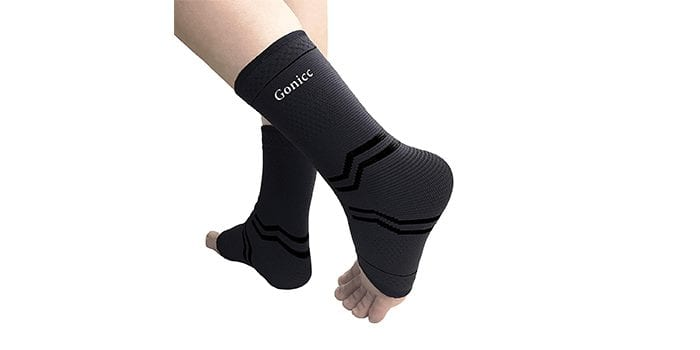 Professional Two-Piece Foot Sleeve Gonicc