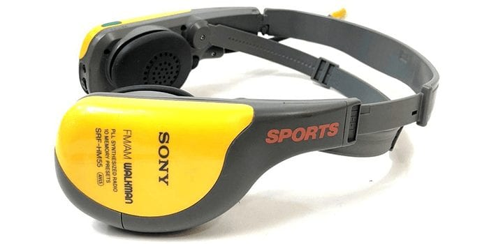 Sony SRFHM55 Sports Walkman