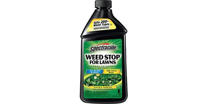 Spectracide 95834 Weed Stop for Lawns