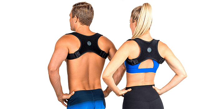 Blue Zone Body Posture Corrector for Men and Women