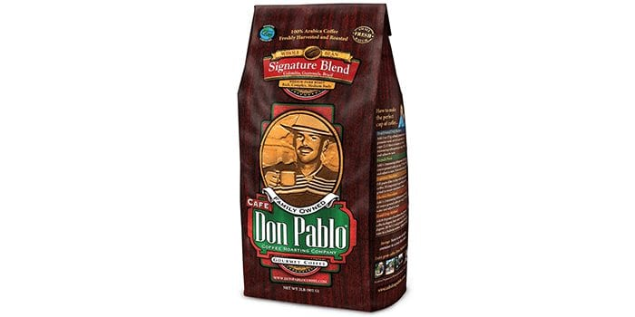 Cafe Don Pablo Signature Blend Coffee