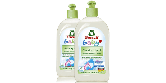 Frosch Baby Natural Liquid Dish Soap