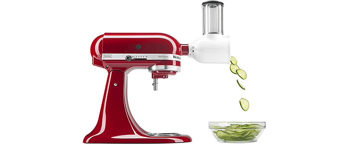 KitchenAid Slicer Shredder Attachment