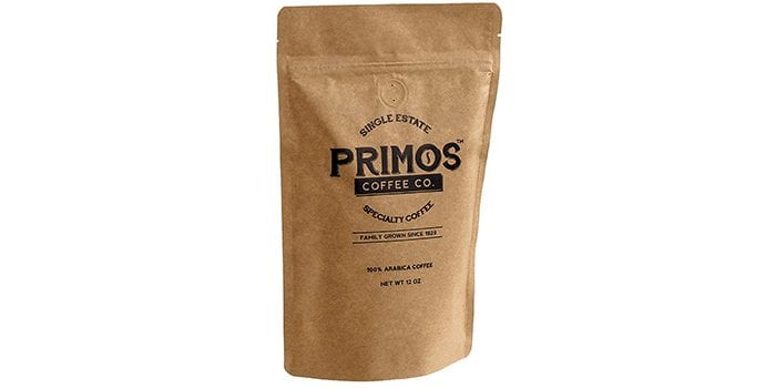 Primos Coffee Co French Press Speciality Coffee