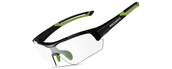 RockBros Photochromic Sunglasses for Outdoor Cycling