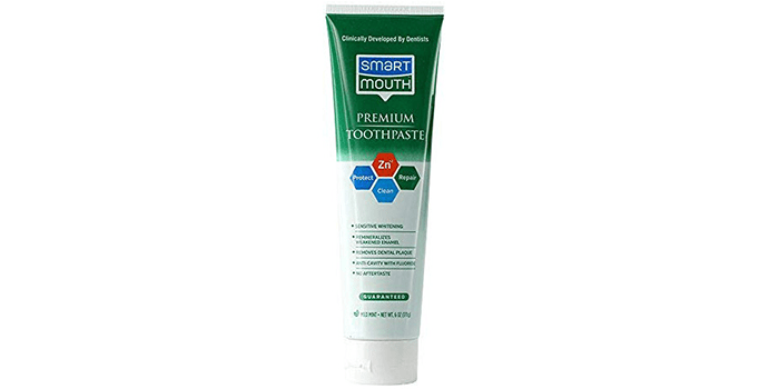 Smart Mouth Refreshing Mint Toothpaste