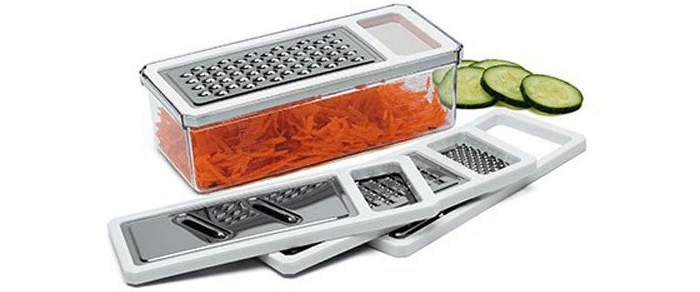 The Prepworks by Progressive Grater Five-Piece Set