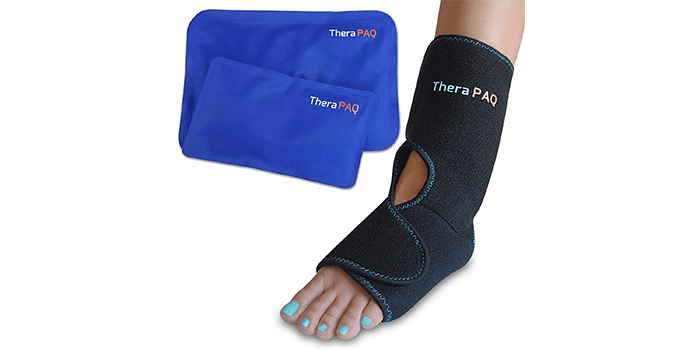 TheraPAQ Foot & Ankle Pain Relief Ice Wrap