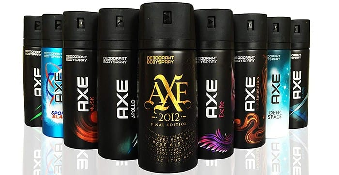 AXE Body Spray for Men