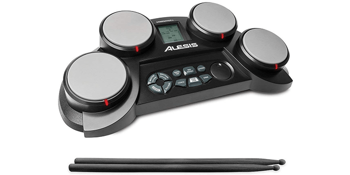 Alesis CompactKit 4 - Tabletop Electronic Drum Kit