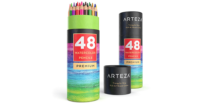 Arteza Watercolor Pencils