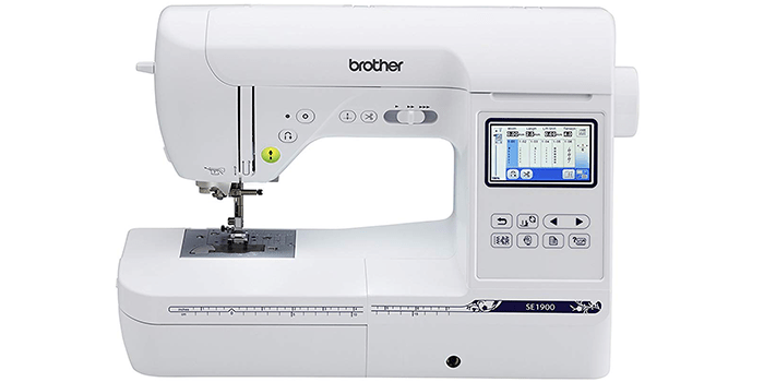 Brother Embroidery Machine - PE550D