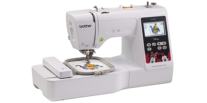 Brother Embroidery Machines - PE770