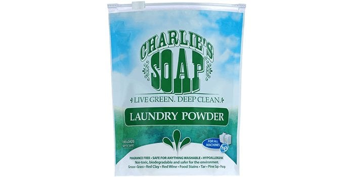 Charlie's Soap – Fragrance-Free Powdered Laundry Detergent