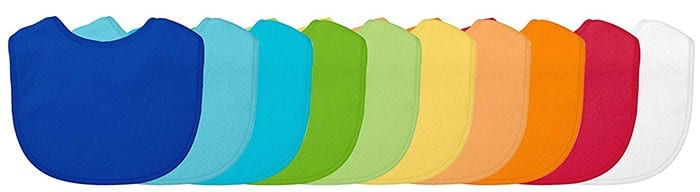 Green Sprouts Stay-Dry Bibs