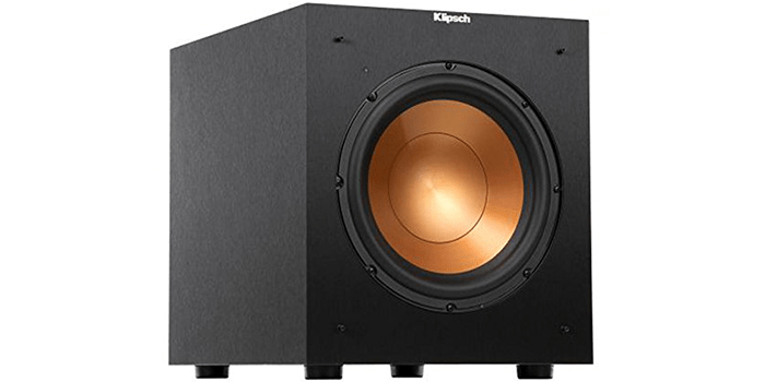 Klipsch Reference R-10SW 10 300w Powered Subwoofer