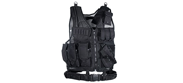 Leapers Men's Sportsmans Tactical Scenario Vest