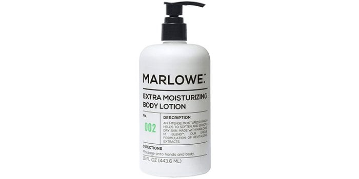 MARLOWE 002 Extra Moisturizing Body Lotion