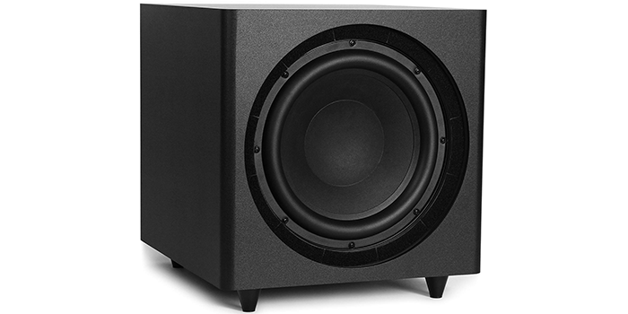 Micca 12-Inch Powered Subwoofer