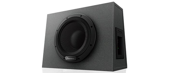 "Pioneer TS-WX1010A 10"" Active Subwoofer"
