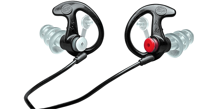 SureFire EP4 Sonic Defenders Plus Filtered Earplugs