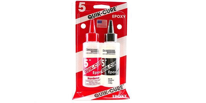 BSI BSI-202 Quick-Cure Epoxy