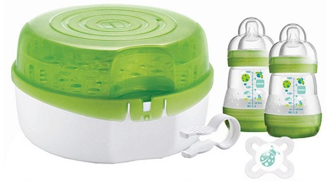 Best Baby Bottle Sterilizers