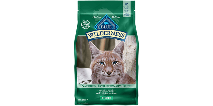Blue Buffalo Wilderness Grain Free Natural Adult Dry Cat Food