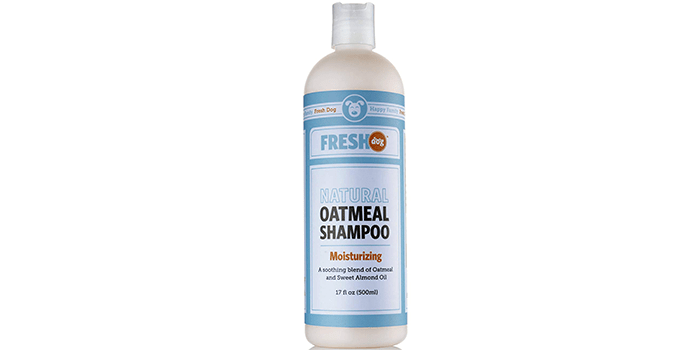 Fresh Dog Natural Oatmeal Shampoo