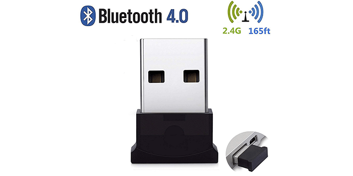 H GUARD Bluetooth USB Adapter