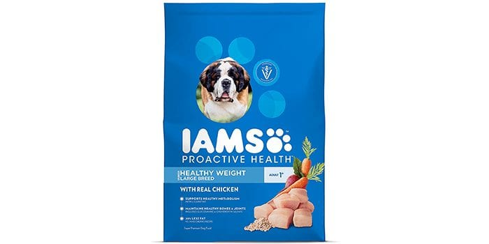 Iams Proactive Health Dry Dog Food for Healthy Weight