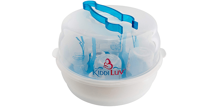 Kiddiluv Microwave Steam Sterilizer
