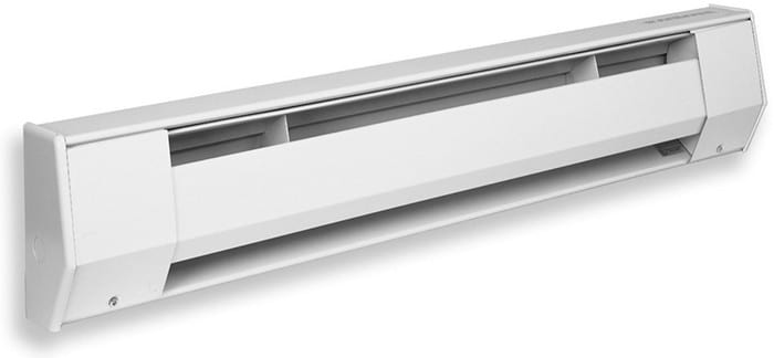 King Electric 2K1205BW K Baseboard Heater