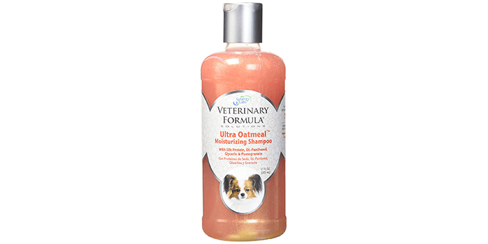 SynergyLabs Veterinary Formula Solutions Moisturizing Shampoo