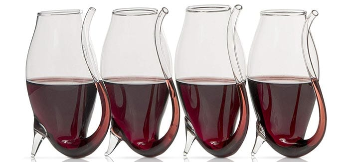 The Wine Savant Port Sipper Glasses