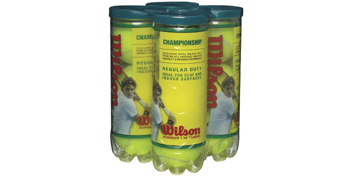 Wilson Championship Regular Duty Tennis Ball