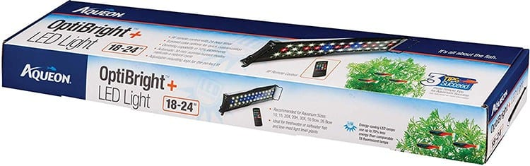 Aqueon Optibright Plus LED Lighting System