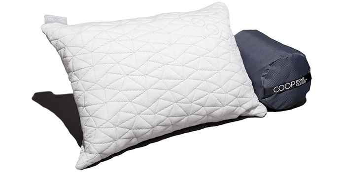 Coop Home Goods Camping and Travel Pillow