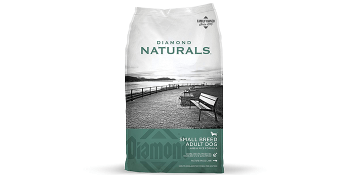 Diamond Pet Foods Naturals Real Meat Dry Dog Food