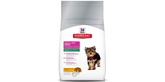Hill's Science Diet Small & Toy Breed Dry Dog Food
