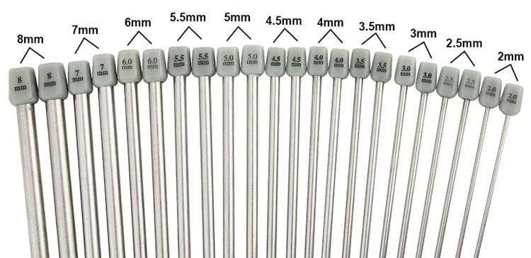Htianc 11 Pcs Stainless Steel Needles set