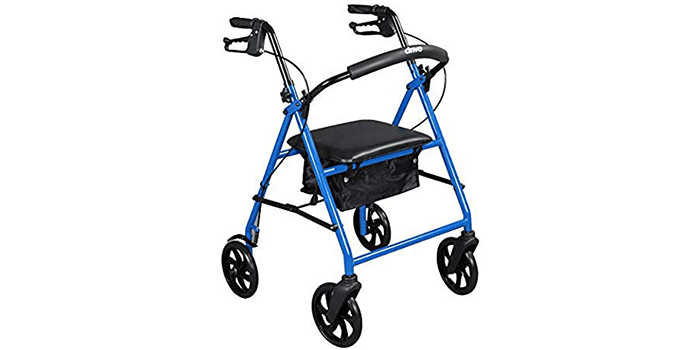 Hugo Elite Rollator Walker