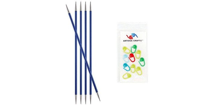 Knitter's Pride Zing Double Pointed Knitting Needles
