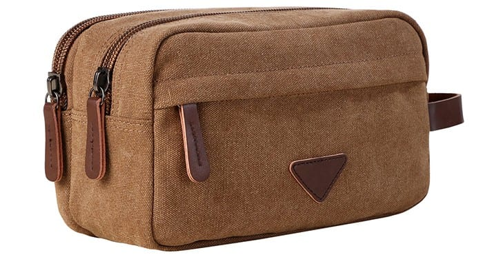 Mactso Mens Travel Toiletry Bag