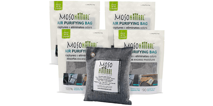 Moso Natural Air Purifying Bag
