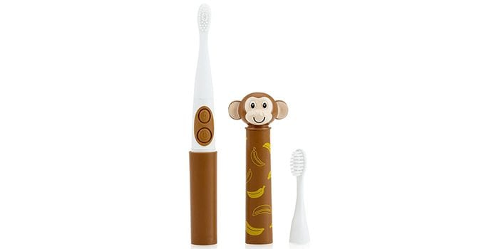 Nuby Electric Toothbrush with Animal Character