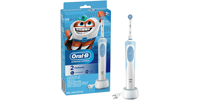 Oral-b Kids Electric Toothbrush